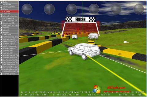 Skærmbillede 3D Rad Windows 7