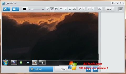 Skærmbillede QIP Shot Windows 7