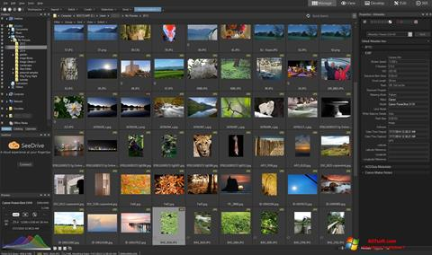 Skærmbillede ACDSee Pro Windows 7