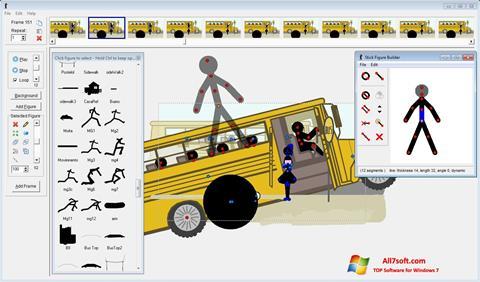 Skærmbillede Pivot Animator Windows 7