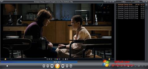 Skærmbillede Zoom Player Windows 7