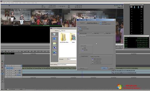 Skærmbillede Avid Media Composer Windows 7