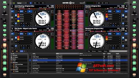 Skærmbillede Serato DJ Windows 7