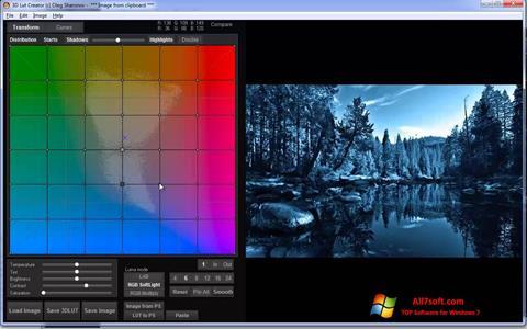 Skærmbillede 3D LUT Creator Windows 7