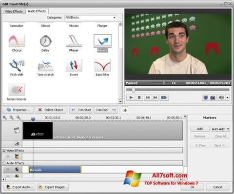 Skærmbillede AVS Video Converter Windows 7
