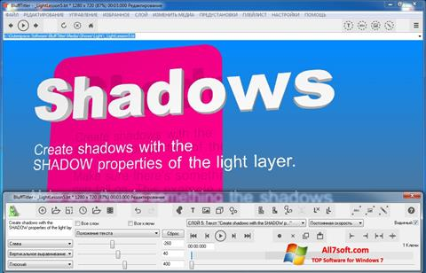 Skærmbillede BluffTitler Windows 7