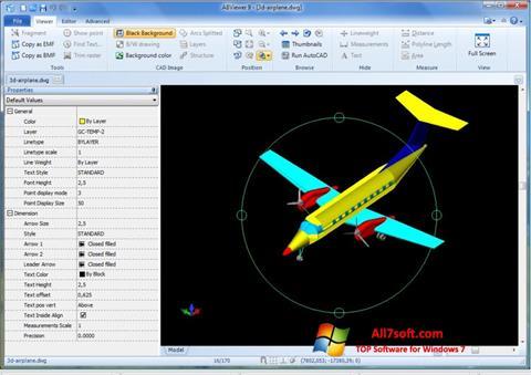 Skærmbillede ABViewer Windows 7
